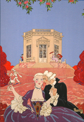 LES INDOLENTS, GEORGE BARBIER