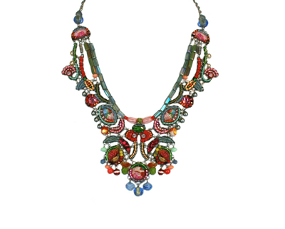 LARGE POLYANTHUS NECKLACE, AYALA BAR