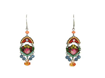 POLYANTHUS EARRINGS, AYALA BAR