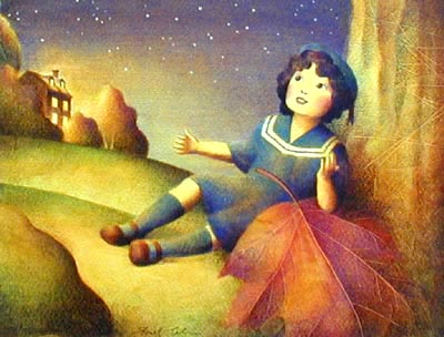 STARRY NIGHT & DOLL, RAUL COLON