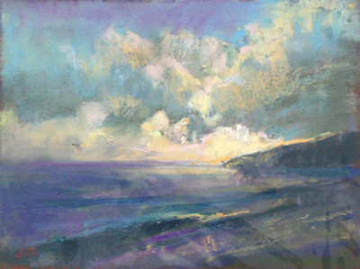MORNING LIGHT I, DORI DEWBERRY