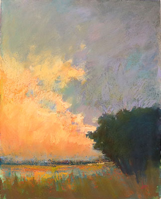 WARM GLOW, DORI DEWBERRY