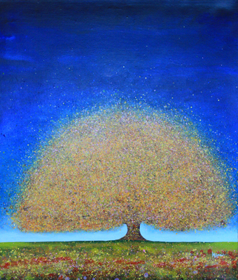 SPRING DREAMING TREE, MELISSA GRAVES BROWN