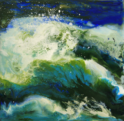 ROILING SURF, NANCY GOLDMAN