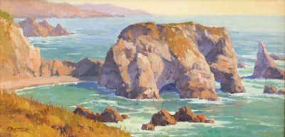 ROCKY COAST, PAUL KRATTER