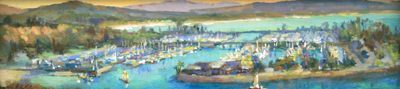 DANA POINT HARBOR, STEVE KELL