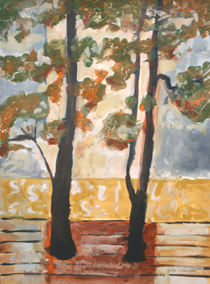 TREES #11, JOYCE LIEBERMAN