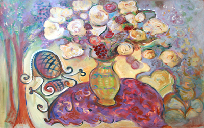 FRENCH PATIO, JOYCE LIEBERMAN