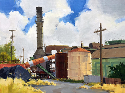 RUN OF THE MILL, GREG LAROCK