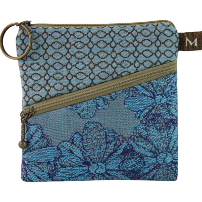 ROO POUCH IN SEA BLOSSOM, MARUCA DESIGN