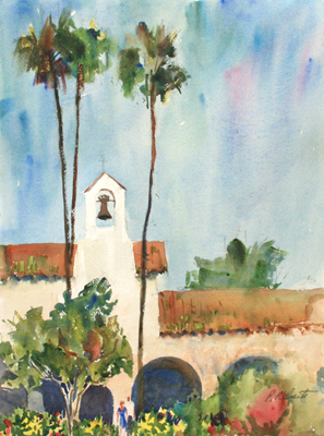 PALMS AT THE MISSION, PETE ROBERTS