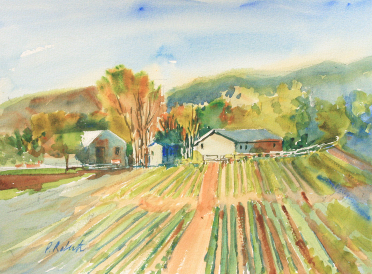 RURAL COLORS, PETE ROBERTS