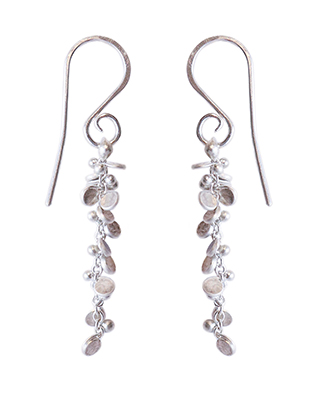 SM CLUSTER CONFETTI EARRING, YED OMI