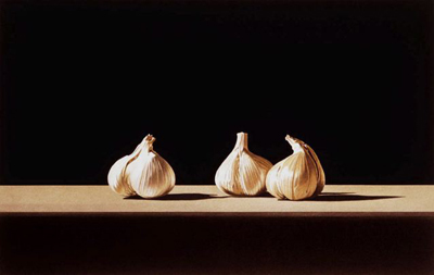 JOHN ARBUCKLE - GARLIC - LITHOGRAPH