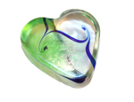 ROBERT HELD - GREEN HEART NOUVEAU - GLASS