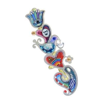 SEEKA - HEARTS MEZUZAH - METAL