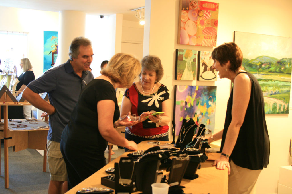 Chemers Gallery Jewelry Trunk Show August 2016