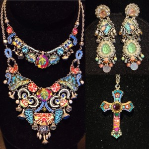 Ayala Bar jewelry, winter 2015 collection
