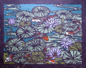 Lorraine Bubar papercut