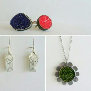JC Milner Metalworks jewelry