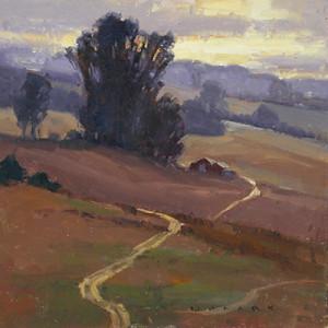 Jim Wodark traditional landscape painting