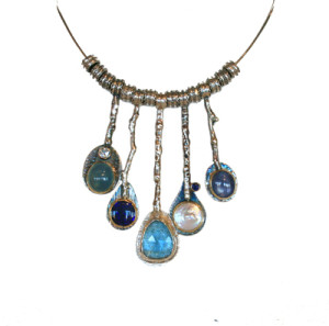 Michelene Berkey silver and gemstone jewelry