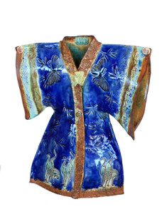 Maria Counts ceramic kimono