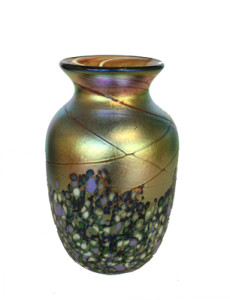 Elaine Hyde glass