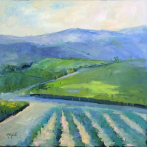 Deborah Harold contemporary landscape