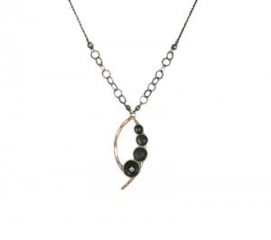 J & I jewelry, Jessica and Ian Gibson jewelry, mixed metals