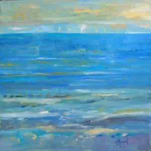 Deborah Harold contemporary oil painting