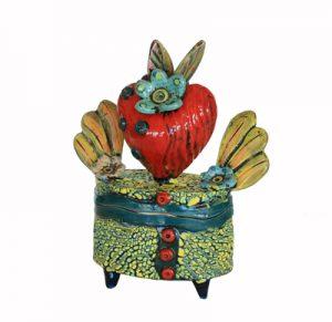 Lilia Venier ceramics