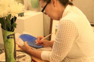 Maria Counts ceramics