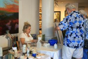 Lisa Mertins ceramics