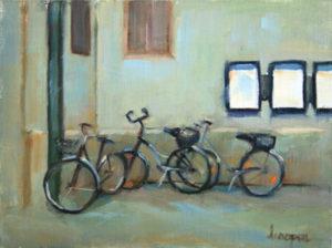 Dana Cooper oil painting
