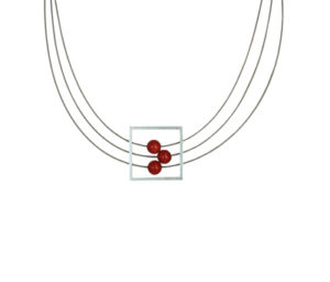 Laurette O'Neil contemporary silver jewelry