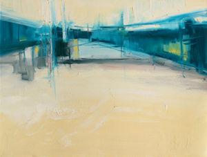 Kim VanDerHoek abstracted contemporary urbanscapes