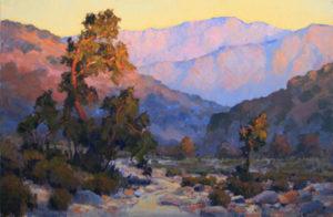 Jim Wodark oil painting traditional landscape