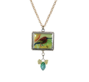 Terri Gallo watercolor jewerly