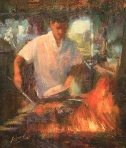 Janine Salzman culinary art
