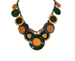 Merry Wennerberg bakelite jewelry