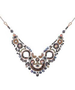 Black eyes Ayala Bar necklace