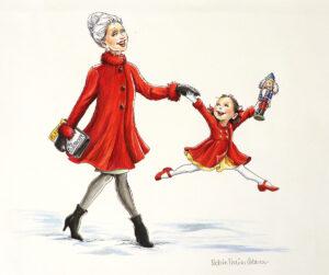 Robin Preiss Glasser Fancy Nancy Grand jete and me