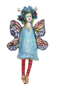 maria counts butterfly ceramics